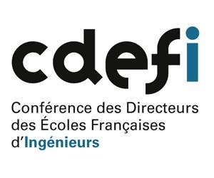 Logo CDEFI