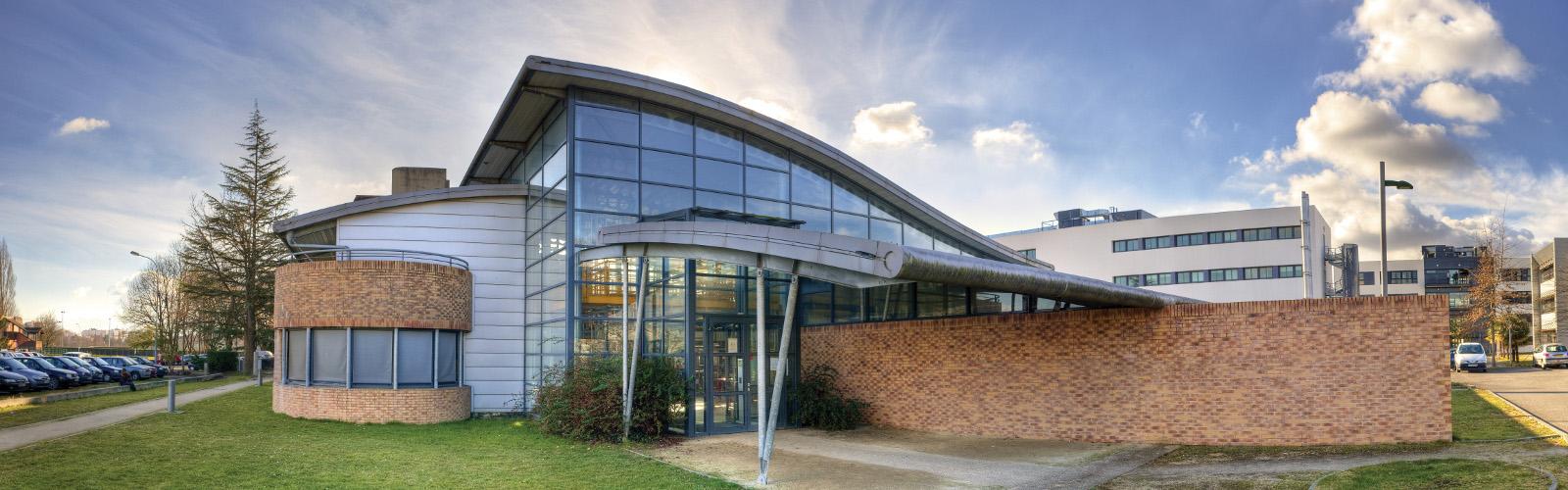 Photo exterieure de l'école