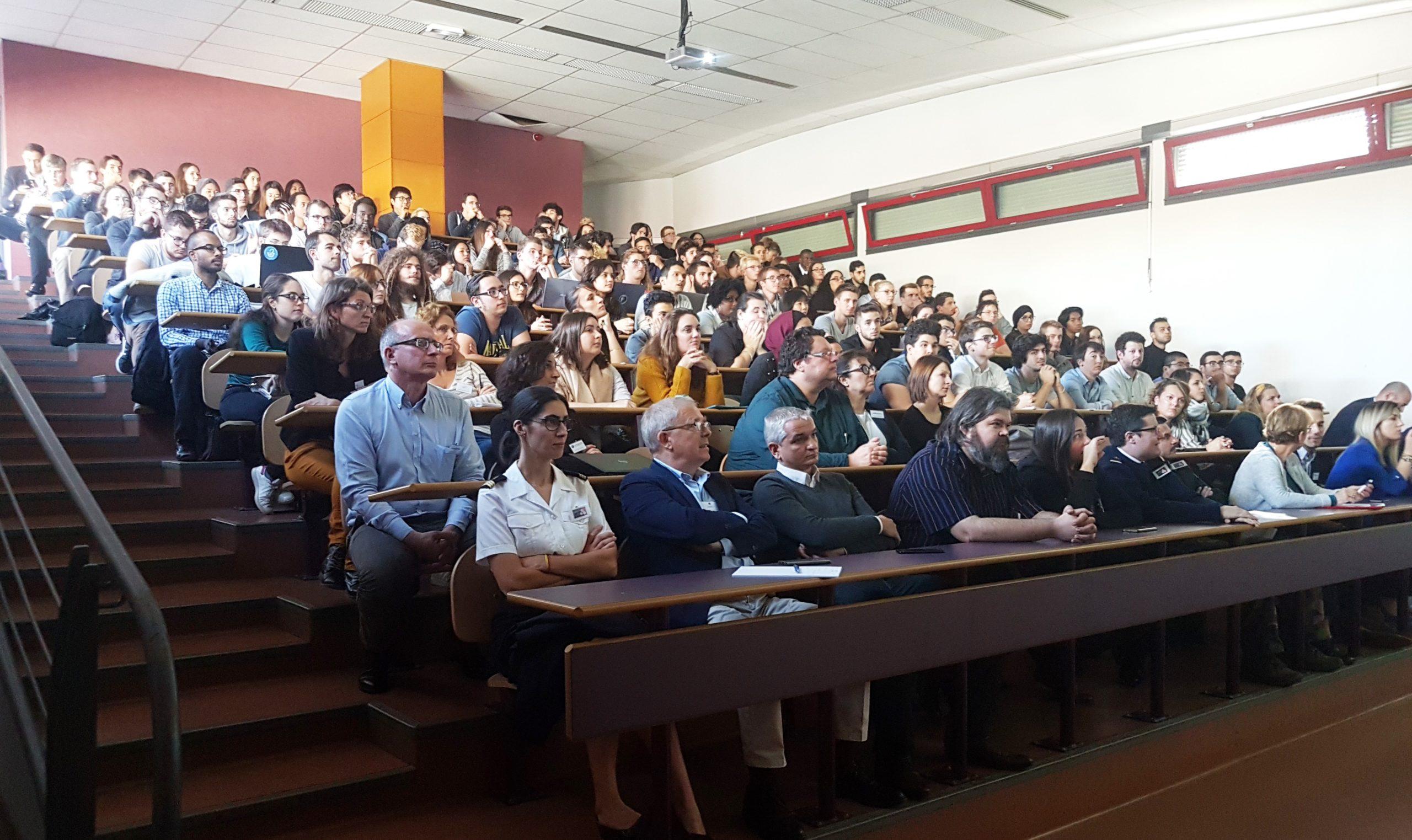 Forum entreprise ENSGTI
