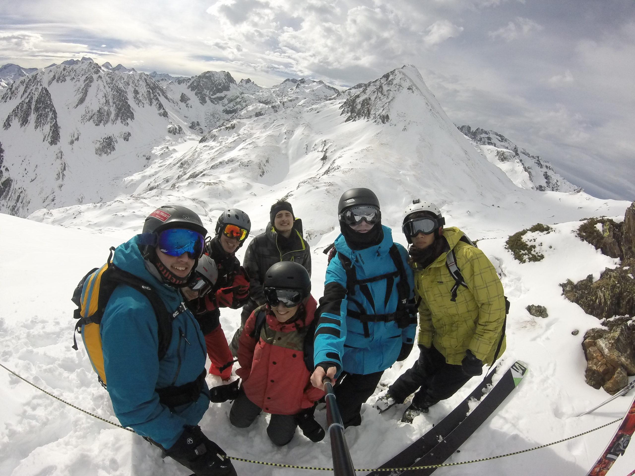 Sortie ski ENSGTI